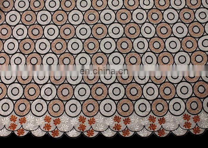 2016 best selling High Quality Cotton Voile Fabric for party