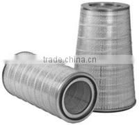 Cylindrical Gas Turbine Inlet Air Filter Cartridge, GE Spec of
