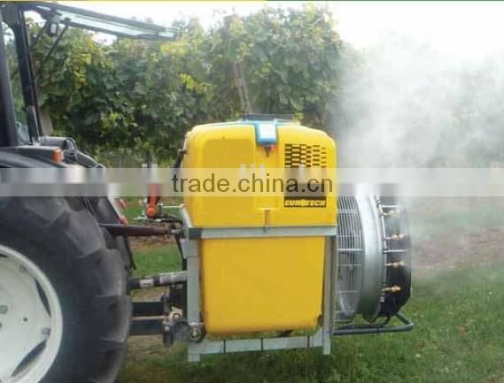 Top quality tractor PTO drived garden sprayer orchard sprayer air blast sprayer blow sprayer Image
