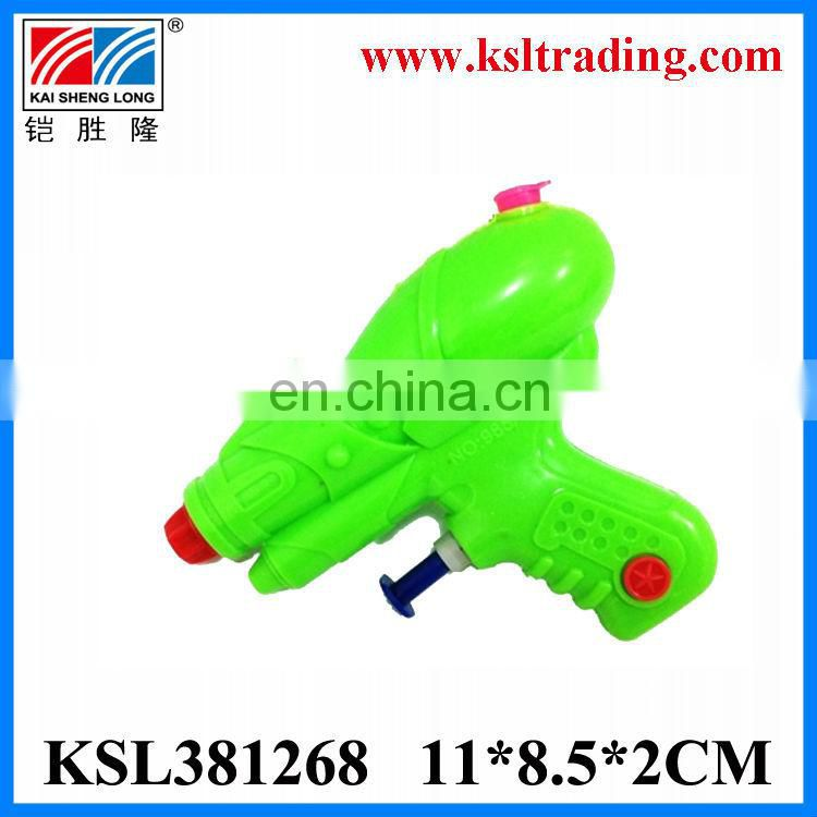 Promotional toy plastic mini water guns small