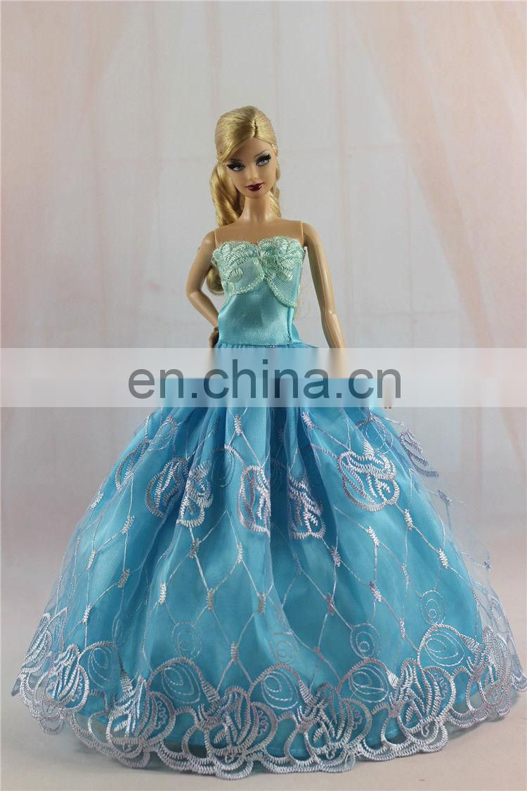 Fashion Princess Dress Wedding Doll Clothes