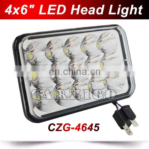 Alibaba best sellers Auto spare parts headlight led h4 car led head light for jeep truck