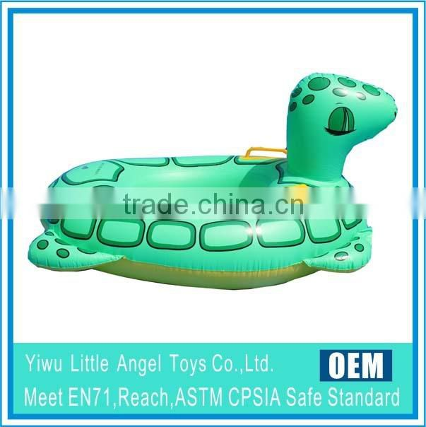 2015 Hot Selling Inflatable Baby Float BabySeater Baby swimming seat tortoise design