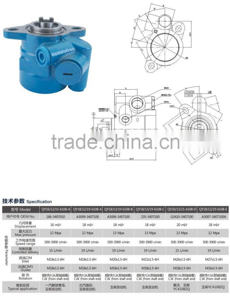 Luk Hydraulic Power Steering Pump Vane With Best Price Of Diagram