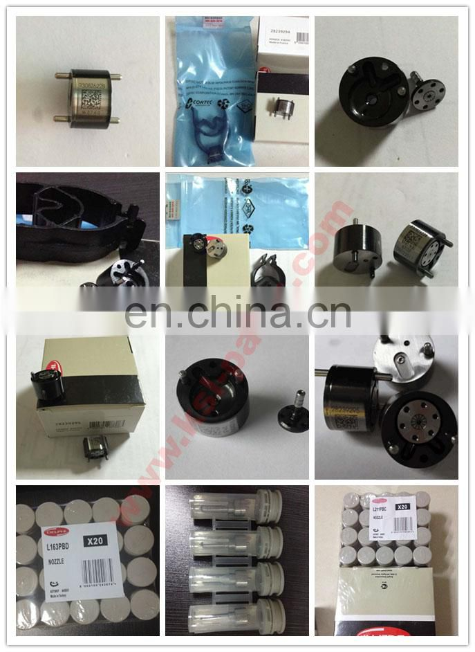 Common rail fuel injector nozzle DLLA157P715 093400-7150 for injector