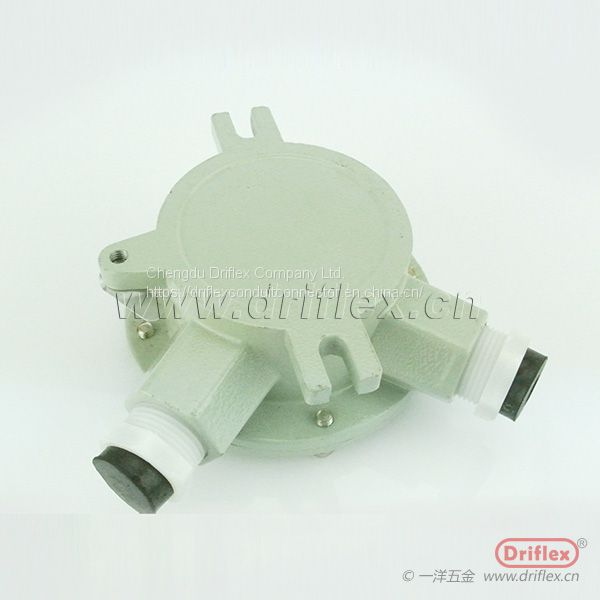 Driflex lighting circuits junction box electrical looping box fitting Image