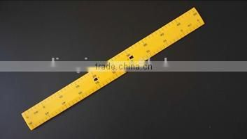 Stationery, Compass, Ruler, Protractor / plastic PP custom protractor