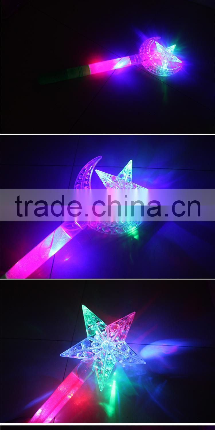 Factory direct sale custom logo LED light stick Hollow light sticks /party stick with light