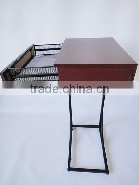 Metal Sofa Side Table with Drawer Coffee side table