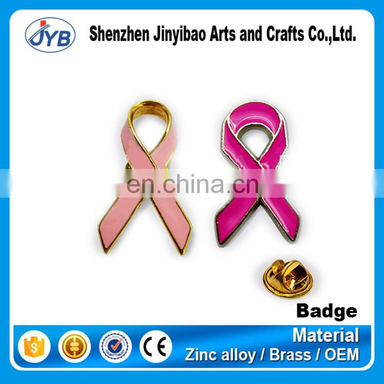 cheap custom plastic name number and letter lapel pins