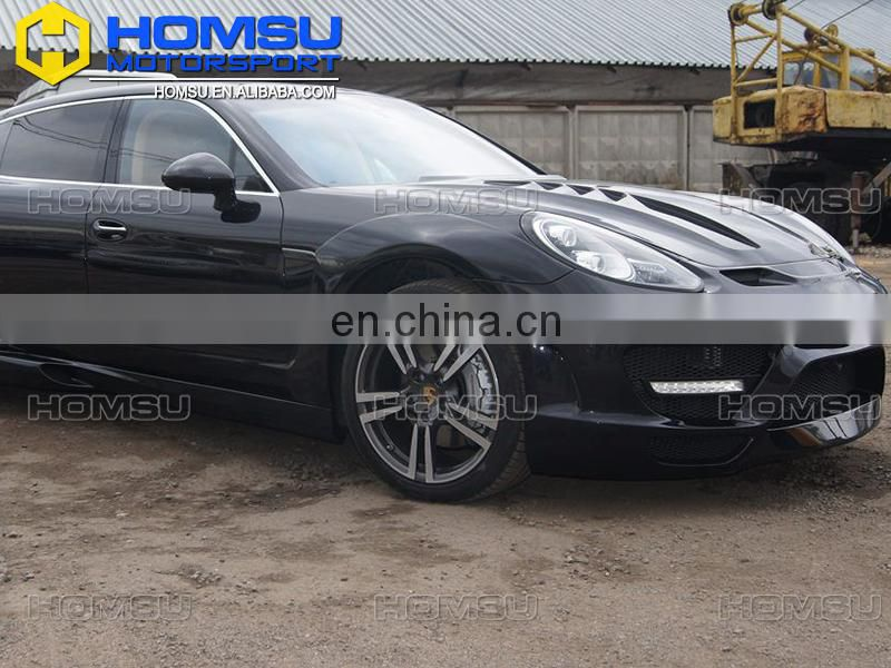 Car-covers Perfect Fitment Fiberglass Panamera Body Kit For panamera 970 HM Style