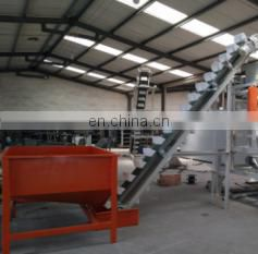Customized Big CapacityAlmondCrackingand Peeling and Shelling Line