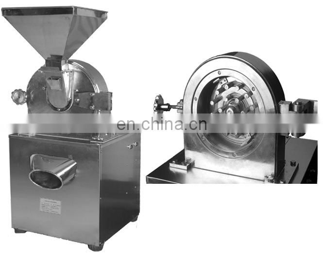 Multifunctional Lab Powder Grinder / Spice Grinding Machine / Herb Grinder Machine For Sale