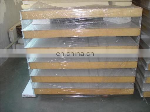 100mm EPS PU fire resistance sound proof insulation Sandwich panel