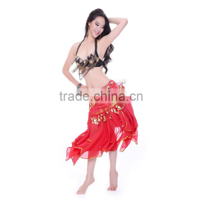 Sexy Beaded sexy Bras Belly Dance Costume Set