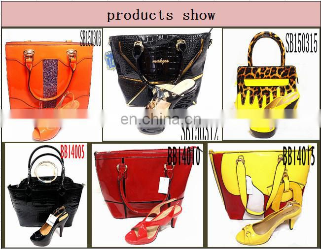 italian shoes and bag set TYS17-19