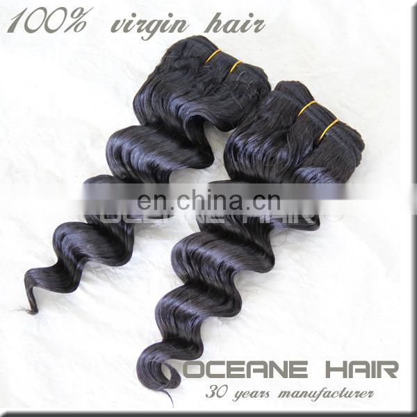 wholesale Indian remy hair indian remy hair water deep weave packaging