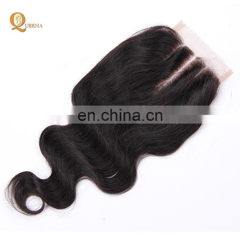 aliexpress hair cheap human hair Body Wave peruvian hair lace closures