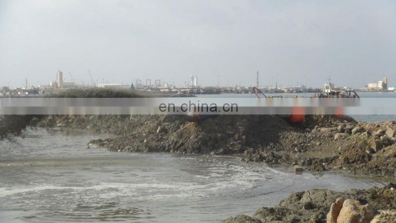 30/24 inch cutter suction dredging machine for capacity 1600m3/h