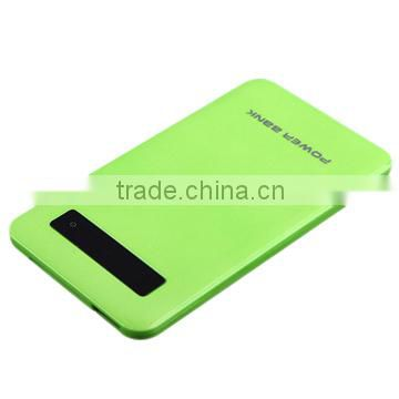 High Quality 4000mah Polymer universal Portable Power Bank