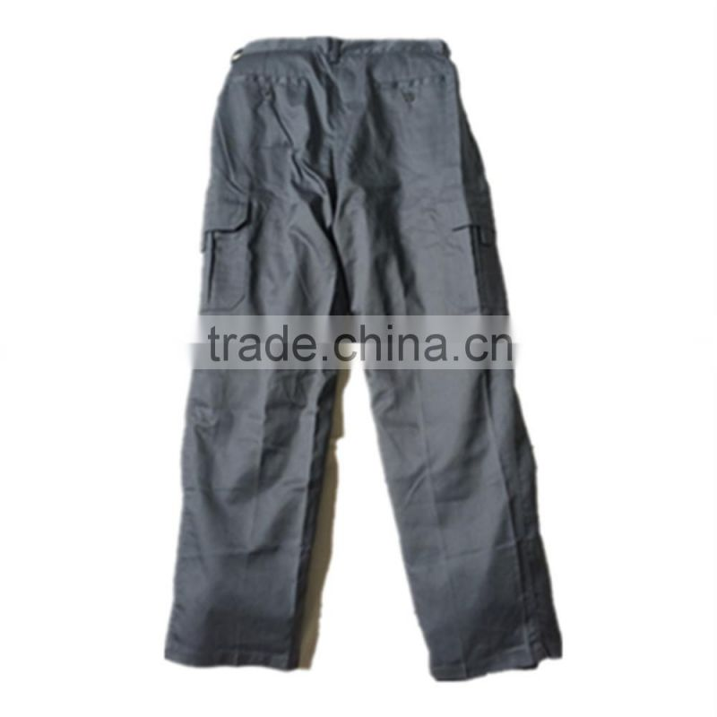 Multi Pockets Pantalones with Lining Durable Cargo Pants with Scotch Lining Made in China