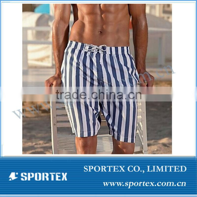 microfiber polyster swim shorts specialize swimwear for mens