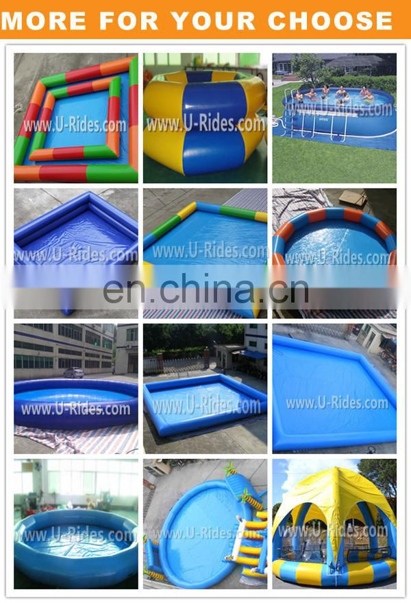 Aqua Baby Tube Shape Inflatable Swimming Pool