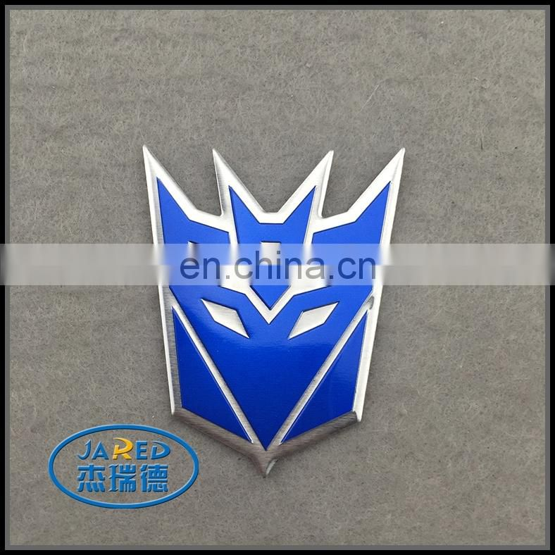 Customized Printing logo Aluminium Sticker label