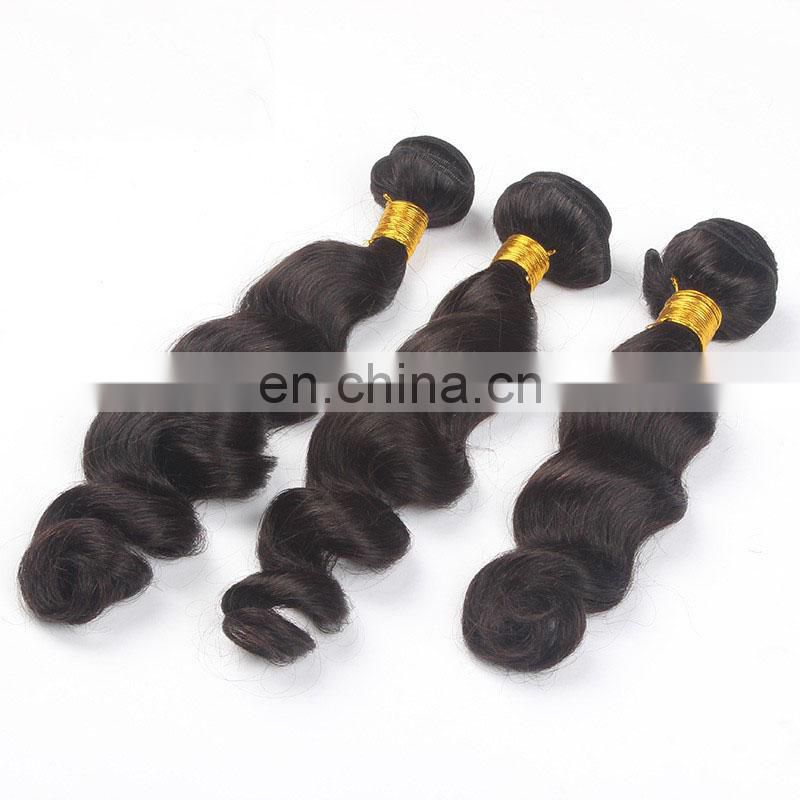 Brazilian human hair extension machine