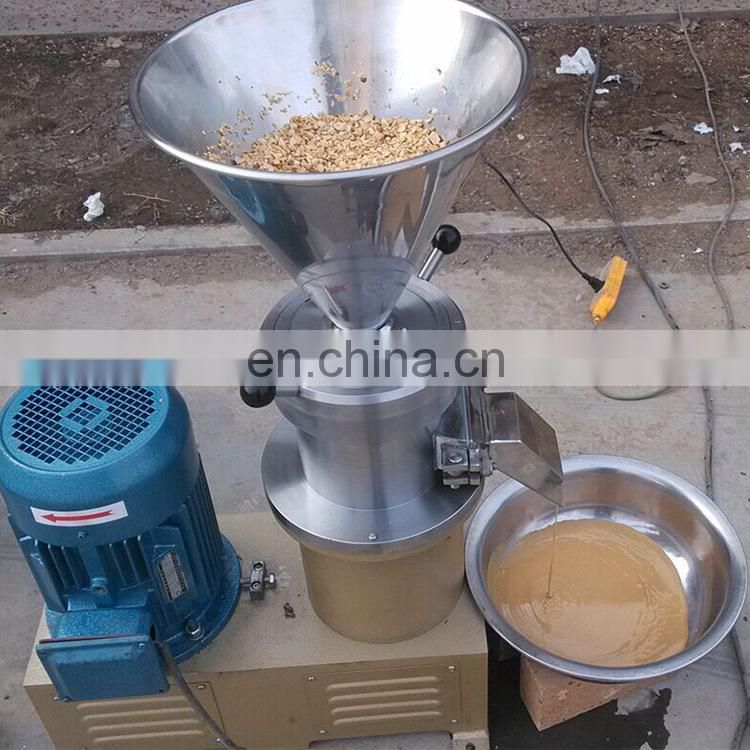ss304 sesame butter colloid mill Price grinding colloid mill for peanut butter from manufacture Image