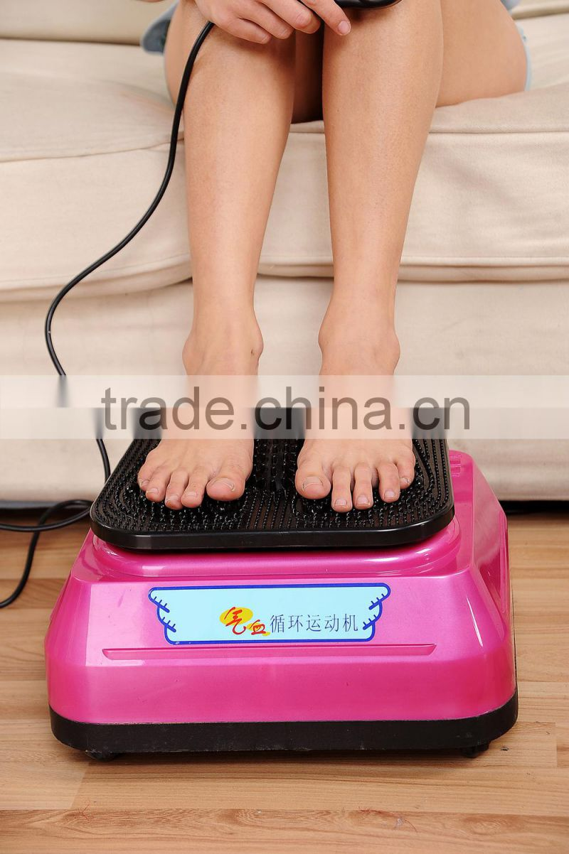 Trustworthy China supplier blood circulation foot massage vibrator foot massage machine