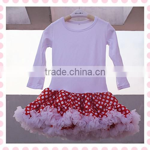 Wholesale boutique baby sets baby long sleeve set baby pettiskirt set baby girls skirt set