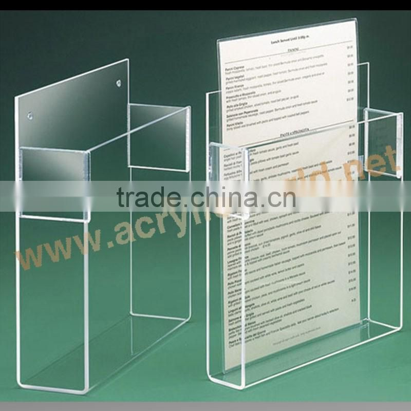 Acrylic brochure holder with business card pocketacrylic flyer acrylic brochure holder with business card pocketacrylic flyer holder colourmoves