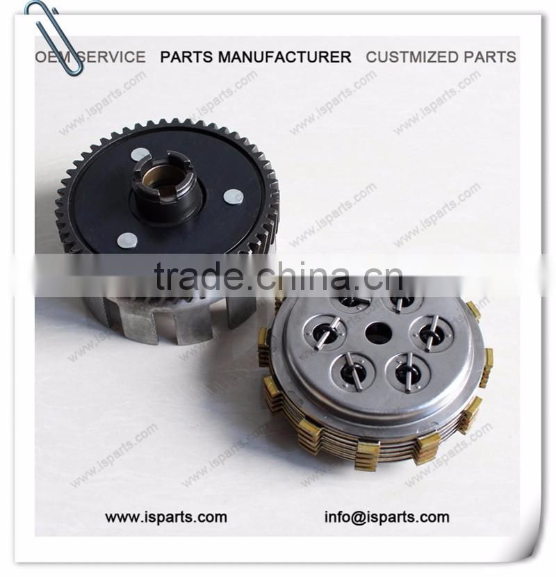 Motorcycle parts AX100 motorcycle clutch