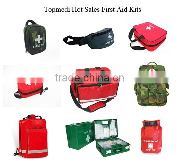 TOPMEDI Integrated travel backpack first aid kit