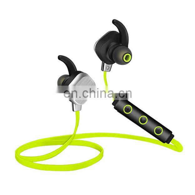 Universal wireless bluetooth earphone ,in ear headpone with Mic and voice control