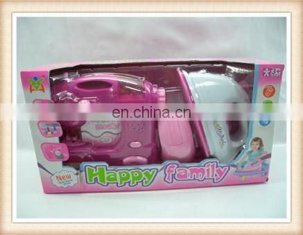 kids bo electric family tools sewing machine flat iron toy