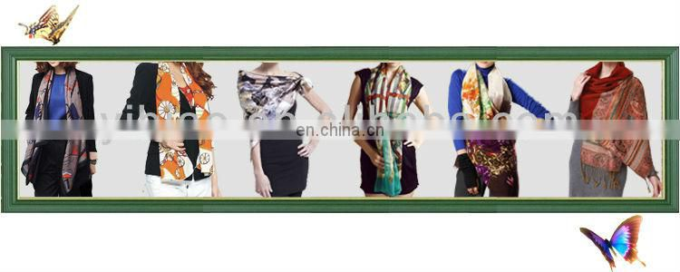 Customized Design Good Quality Low Price Fashion Polyester Printing shawl