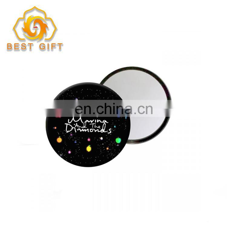 Cheap Price Single 58mm Compact Mirror
