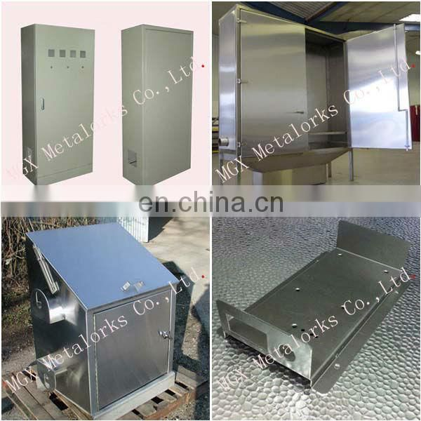 Custom Coating Services Steel Part Powder Coat for Outdoor Use
