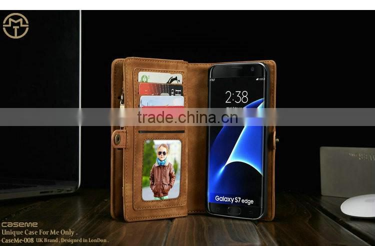 CaseMe case phone cases for Samsung galaxy s7 edge mobile phone accessories factory in china