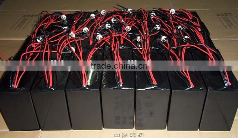 portable 12v lithium led light battery with high power 12v lithium ion battery for cctv security system