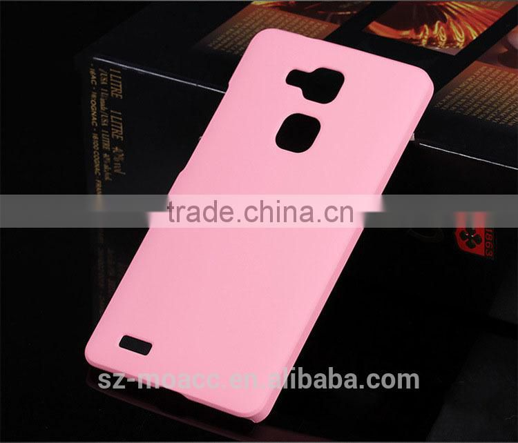 matte pc hard case cover for huawei mate 7