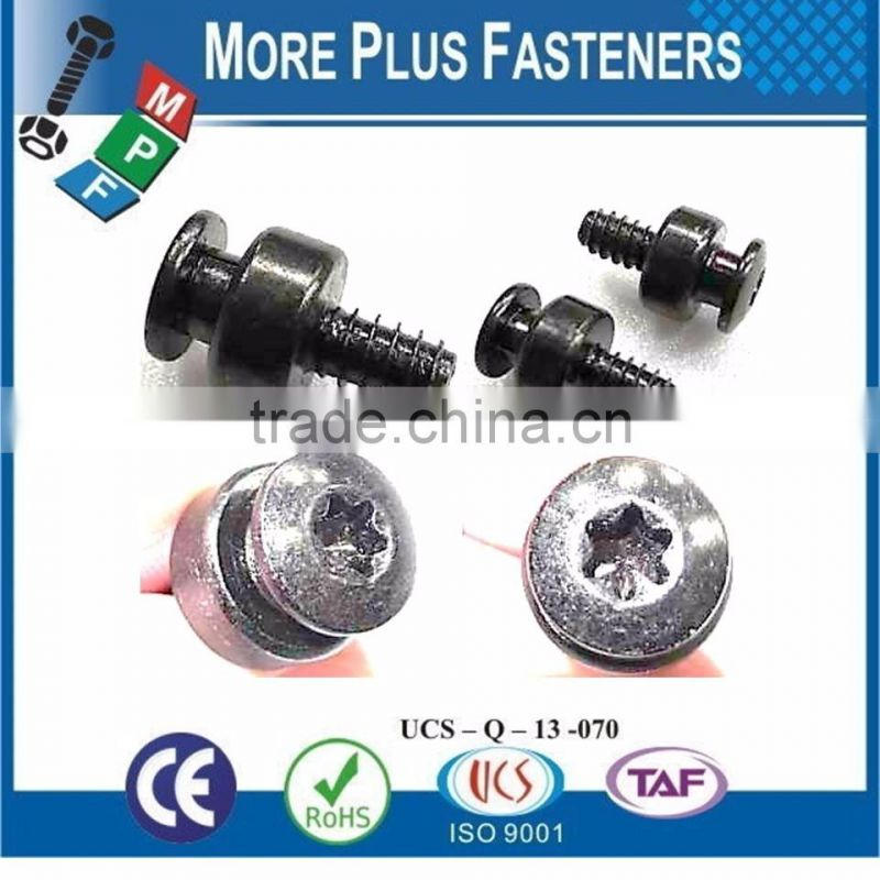 Made In Taiwan Special Double End Shoulder Trilobular Screw