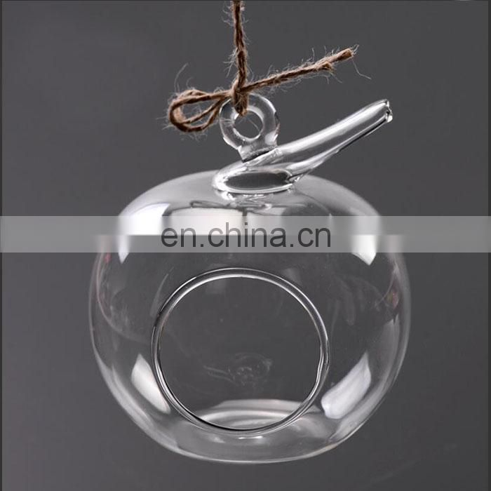 hanging terrarium glass terrarium plants home decoration