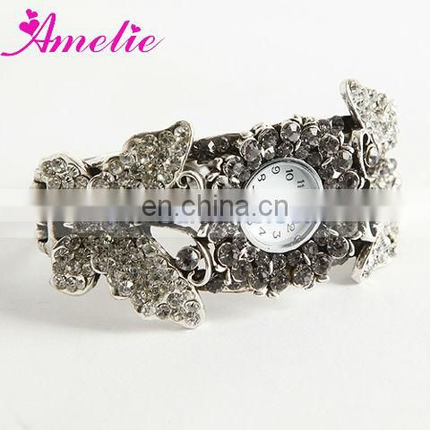 A0814 Gorgeous Butterfly Bracelet Watch gifts for newly married couple