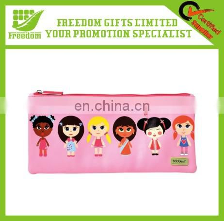 Logo Printed School Pencil Case