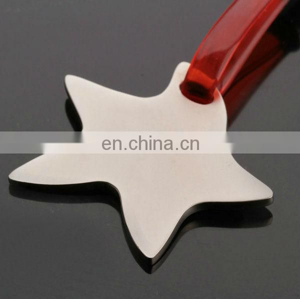 LOVELY SILICONE KEYCHAIN STARFISH
