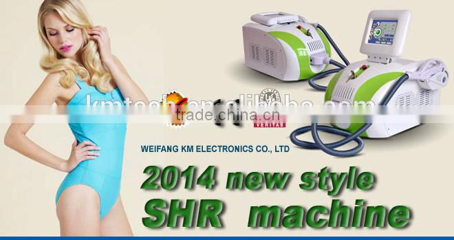 (CE ISO SGS TUV certificate)Distributor wanted ipl shr portable hair removal