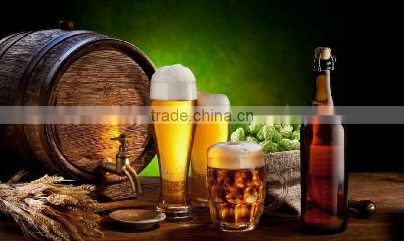 Chinese gift promotion machine made beer glass mugs